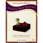 CherryBrook Kitchen - Gluten Free Dreams Fudge Brownie Mix [Case of 6]