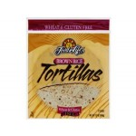 Food For Life - Whole Grain Gluten Free Brown Rice Tortillas, 12 Oz (Case of 12)