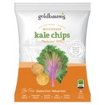 Goldbaum's Gluten Free Kale Chips, Piedmont BBQ, 3 Oz [Case of 12]