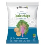 Goldbaum's Gluten Free Kale Chips, Touch of Salt, 3 Oz [Case of 12]