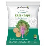 Goldbaum's Gluten Free Kale Chips, Salt & Vinegar, 3 Oz [Case of 12]