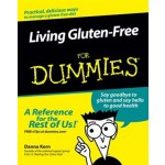Living Gluten-Free For Dummies [Paperback]