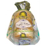 Kinnikinnick Gluten Free Tapioca Rice English Muffins  [Case of 6]