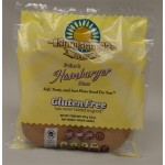 Kinnikinnick Gluten Free Soft Hamburger Buns [Case of 6]