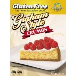 Kinnikinnick Gluten Free Graham Style Crumbs (Case of 6)