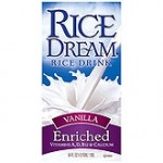 Imagine Foods - Gluten Free Rice Dream Enriched, Vanilla, 32 Oz (12 Pack)