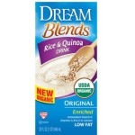 Dream Blends, Gluten Free Enriched Rice & Quinoa Original, 32 Oz Carton (Case of 6)