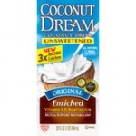 Imagine Foods - Gluten Free Coconut Dream Enriched, Original, Unsweetened, 32 Oz (12 Pack)