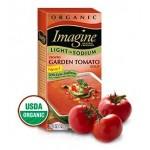 Imagine Foods Organic  Gluten Free Creamy Garden Tomato Soup, Light Sodium, 32 Oz. (12 Pack)