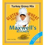 Maxwells Kitchen - Gluten Free Turkey Gravy Mix