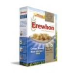 Erewhon Crispy Brown Rice Cereal, Gluten Free, 10 Oz. Box (12 Boxes)