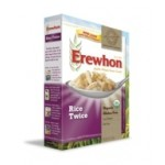 Erewhon Gluten Free Cereal, Rice Twice, 10 Oz. Box (12 Boxes)