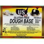 US Chocolates - Tastes Like Wheat, Delicious Gluten Free Dough Base, 50 Lb Container