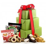 Holiday Delight! Gluten Free Gift Tower