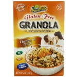 Sam Mills Gluten Free Granola, Honey & Nuts, 12 Oz