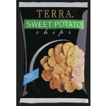 Terra Chips, Gluten Free Plain Sweet Potato, 6 Oz Bag (Case of 12)