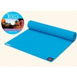 Wai Lana, Yoga For You DVD & Pilates Mat Combo, Caribbean Blue, 4 Lb Kit