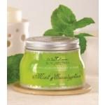 Wai Lana Yogaroma, Exfoliating Body Scrub, Mint & Eucalyptus, 28 Oz Jar