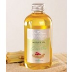 Wai Lana Yogaroma, Massage Oil, Green Tea, 7 Oz Bottle
