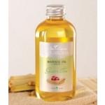 Wai Lana Yogaroma, Massage Oil, Green Tea, 7 Oz Bottle