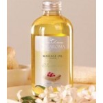 Wai Lana Yogaroma, Massage Oil, Jasmine, 7 Oz Bottle