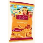 Wai Lana Snacks, Gluten Free Barbeque Chips, 1 Oz Bag (Case of 20)