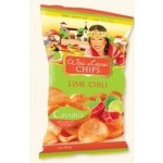 Wai Lana Snacks, Gluten Free Lime Chili Chips, 1 Oz Bag (Case of 20)