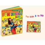 Wai Lana Little Yogis, Fun Songs CD & Lyrics Book