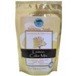 Authentic Foods Gluten Free Lemon Cake Mix, 11 Oz.