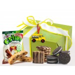 Lots Of Luck On The New School Year! Gluten Free Gift Box