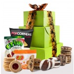 Happy Haunting Halloween! Gluten Free Gift Tower