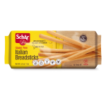 Schar Gluten Free Italian Breadsticks - Case of 10