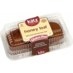Katz Gluten Free Honey Loaf - Case of 6
