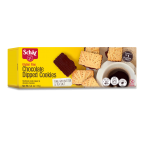 Schar Gluten Free Chocolate Dipped Cookies - Case of 12