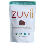 Zuvii Chocolate Cake Mix, 1 lb