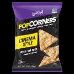 Gluten Free Popcorners, Cinema Style Butter, 7 Oz [12 Bags]