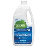 Seventh Generation Dishwashing Detergent Gel, Free & Clear, 42 Oz