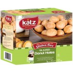 Katz Gluten Free Glazed Donut Holes [Case of 6]