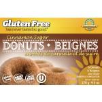 Kinnikinnick Gluten Free Cinnamon Sugar Donuts