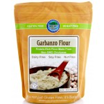 Authentic Foods Gluten Free Garbanzo Flour, 1.25 lb