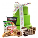 It's Your Special Day! Happy Birthday Gluten Free Gift Tower