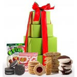 NEW!! Holiday Delight! Gluten Free Gift Tower - Super Sized!