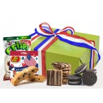 Celebrate Independence Day, July 4th Gluten Free Gift Box