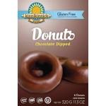 Kinnikinnick Gluten Free Chocolate Dipped Donuts