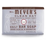 Mrs. Meyer's Daily Bar Soap, Lavender, 5.3 Oz