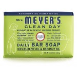 Mrs. Meyer's Daily Bar Soap, Lemon Verbena, 5.3 Oz