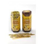 Honey Acres Honey Straws, Lemon Flavored Honey, 100 Straws