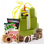 Lots Of Luck On The New School Year! Gluten Free Gift Tower