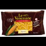 Le Veneziane Gluten Free Corn Pasta Rigatoni - Case of 12