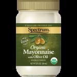 Spectrum Naturals Organic Gluten Free Olive Oil Mayonnaise, 12 Oz [6 Pack]